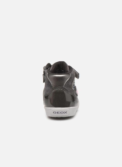 Sneakers Geox B Kilwi Girl B94D5A Grijs rechts