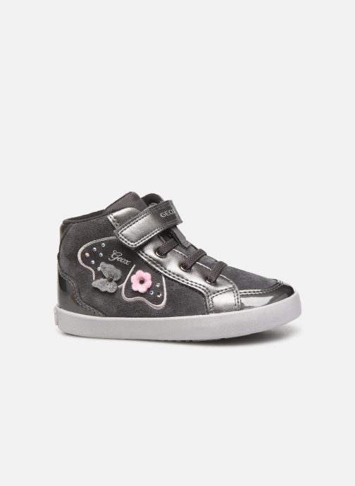 Sneakers Geox B Kilwi Girl B94D5A Grijs achterkant