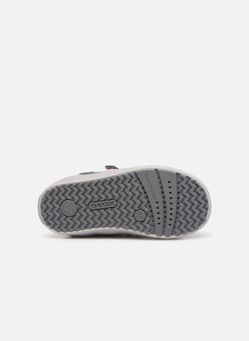 Sneakers Geox B Kilwi Girl B94D5A Grijs boven