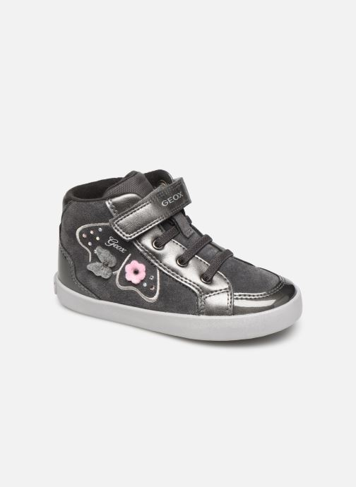 Sneakers Geox B Kilwi Girl B94D5A Grijs detail