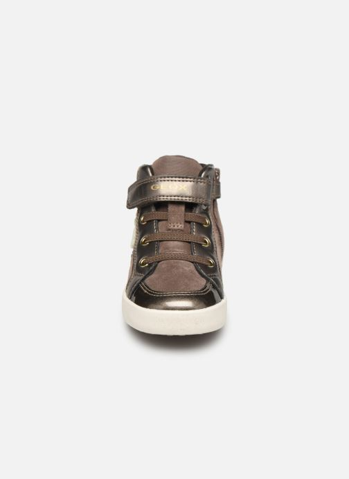Sneakers Geox B Kilwi Girl B94D5A Bruin model