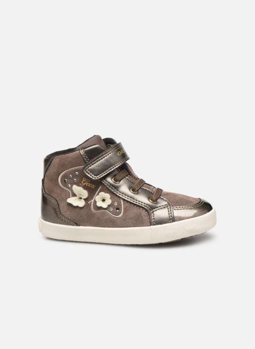 Sneakers Geox B Kilwi Girl B94D5A Bruin achterkant