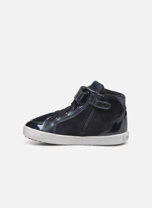 Sneakers Geox B Kilwi Girl B94D5A Blauw voorkant