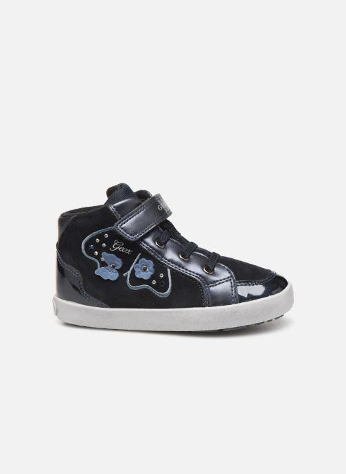 Sneakers Geox B Kilwi Girl B94D5A Blauw achterkant