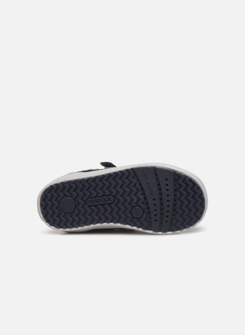 Sneakers Geox B Kilwi Girl B94D5A Blauw boven