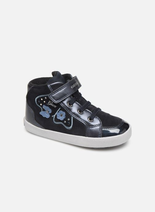 Sneakers Geox B Kilwi Girl B94D5A Blauw detail