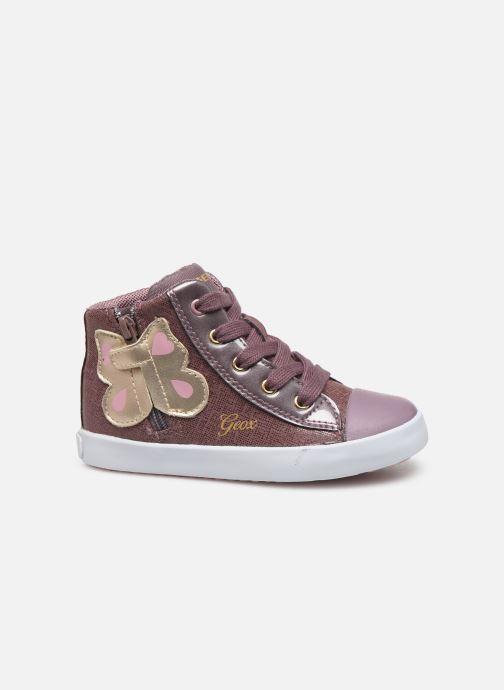 Sneakers Geox B Kilwi Girl B94D5C Roze achterkant