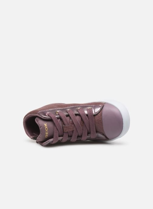 Sneakers Geox B Kilwi Girl B94D5C Roze links