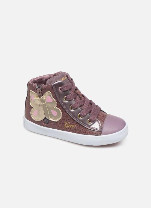 Sneakers Geox B Kilwi Girl B94D5C Roze detail