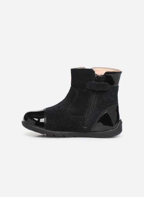 Laarzen Geox B Kaytan B9451C Zwart voorkant