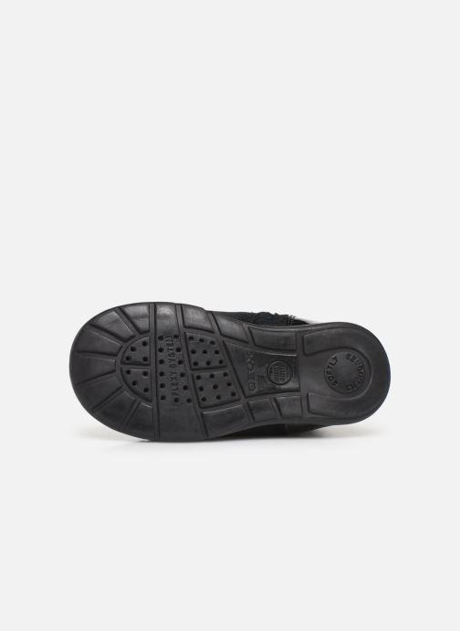 Laarzen Geox B Kaytan B9451C Zwart boven
