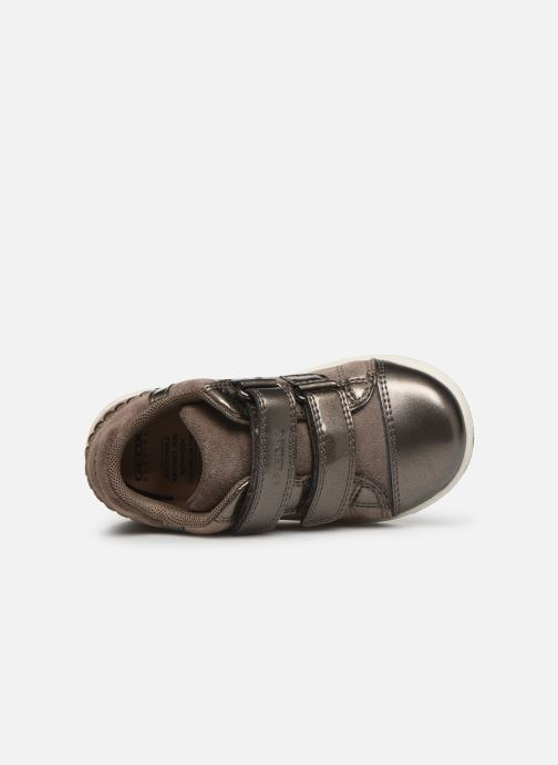 Sneakers Geox B New Flick Girl B941HA Bruin links