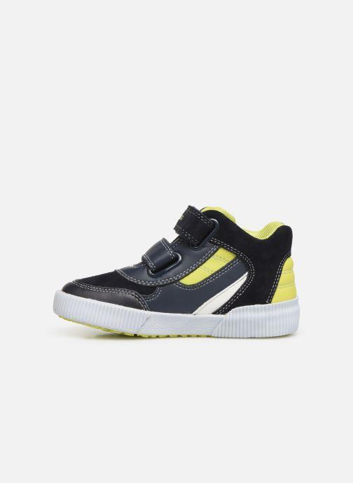 Sneakers Geox B Kilwi Boy B94A7A Azzurro immagine frontale