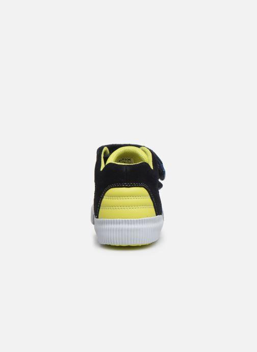 Sneakers Geox B Kilwi Boy B94A7A Azzurro immagine destra