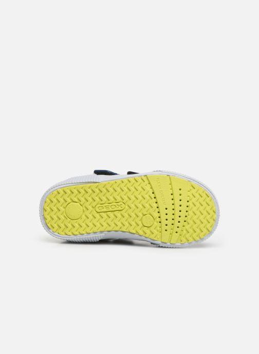 Sneakers Geox B Kilwi Boy B94A7A Blauw boven