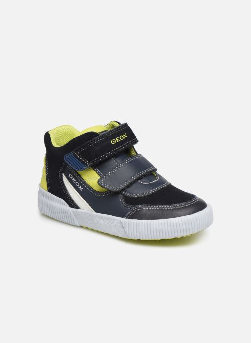 Sneakers Geox B Kilwi Boy B94A7A Blauw detail