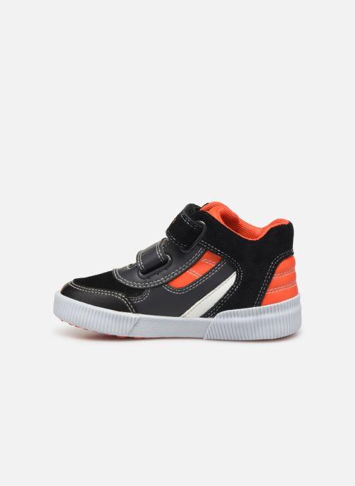 Sneakers Geox B Kilwi Boy B94A7A Zwart voorkant