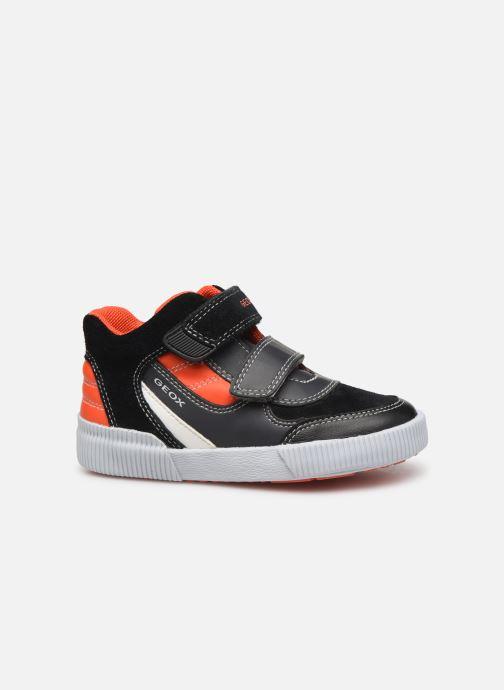 Sneakers Geox B Kilwi Boy B94A7A Zwart achterkant