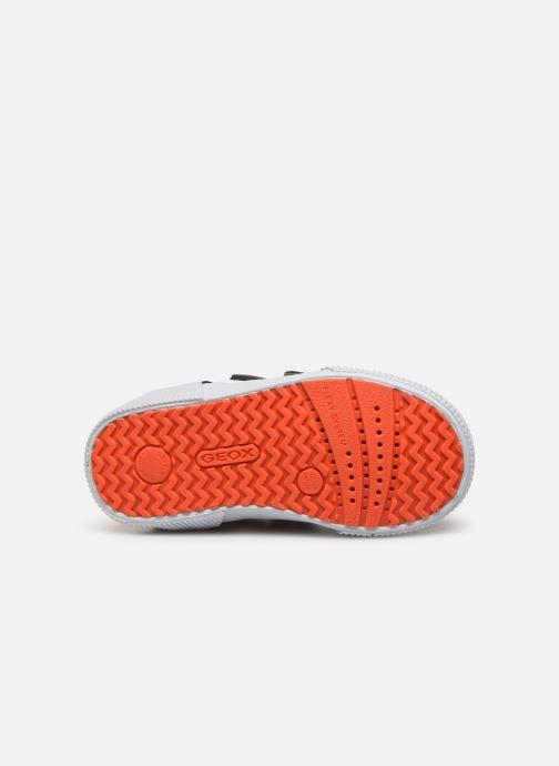 Sneakers Geox B Kilwi Boy B94A7A Zwart boven