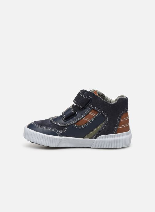 Sneakers Geox B Kilwi Boy B94A7A Blauw voorkant