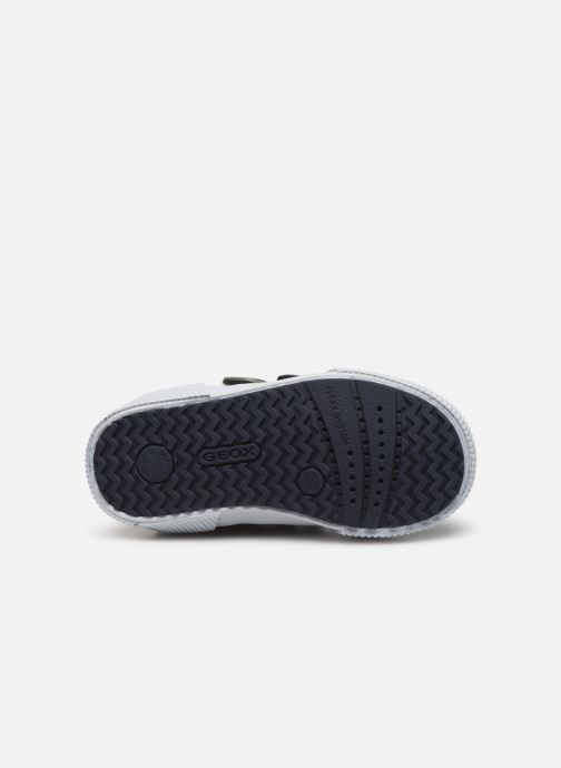 Sneakers Geox B Kilwi Boy B94A7A Blå bild från ovan