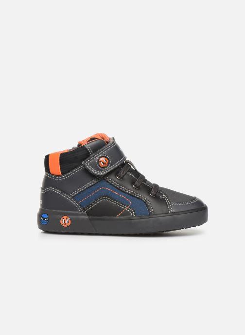 Sneakers Geox B Kilwi Boy B94A7D Grijs achterkant