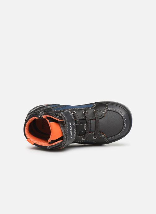 Sneakers Geox B Kilwi Boy B94A7D Grijs links
