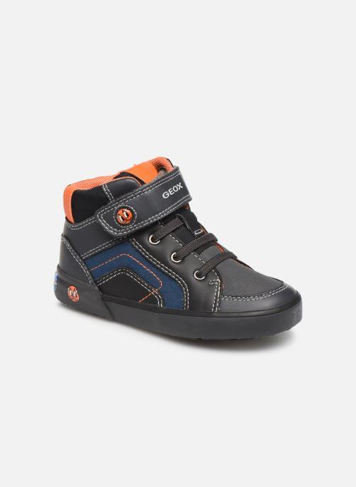 Sneakers Geox B Kilwi Boy B94A7D Grijs detail