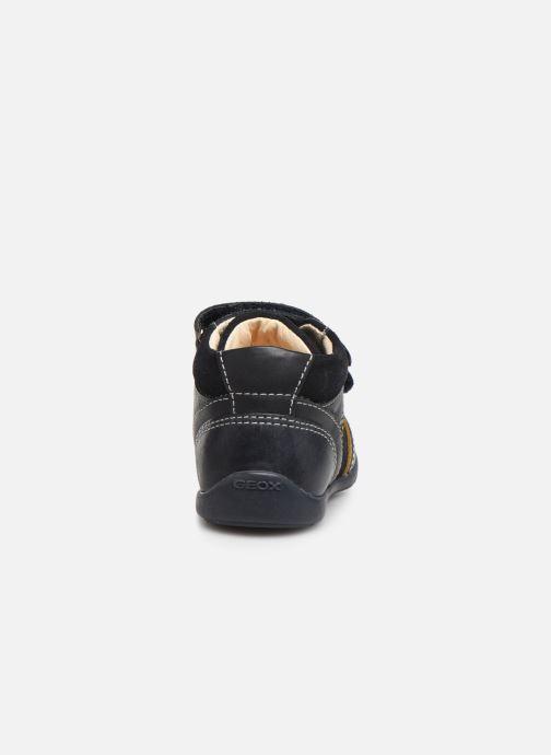 Boots en enkellaarsjes Geox B Kaytan B9450B Blauw rechts