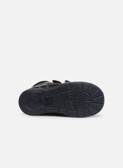 Boots en enkellaarsjes Geox B Kaytan B9450B Blauw boven
