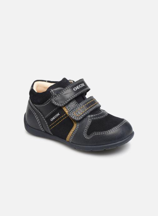 Boots en enkellaarsjes Geox B Kaytan B9450B Blauw detail