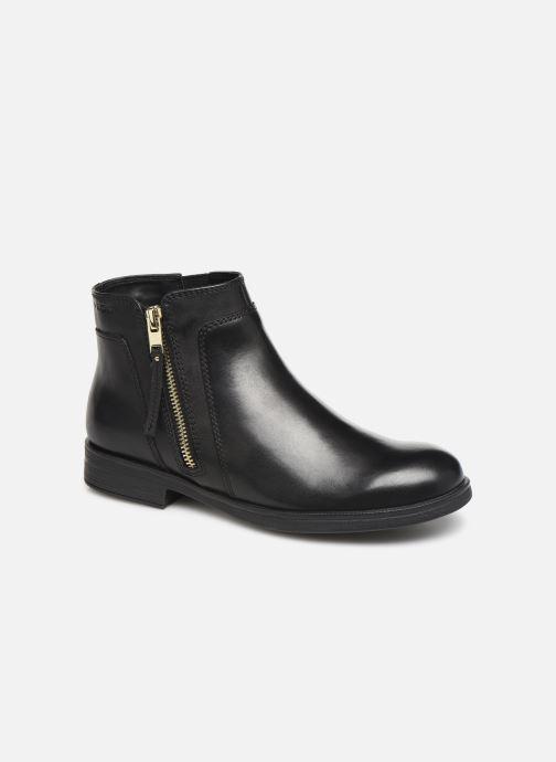 Bottines et boots Geox JR Agata J9449C Noir vue détail/paire
