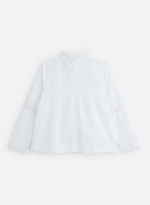 Vêtements Bonheur du Jour Adalie Blanc vue bas / vue portée sac