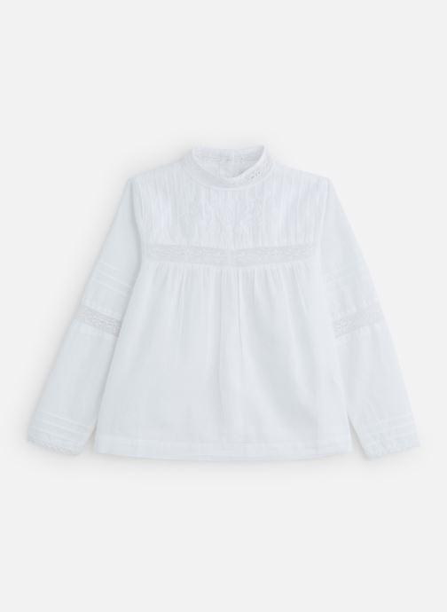 Vêtements Bonheur du Jour Adalie Blanc vue détail/paire