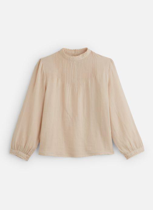 Vêtements Bonheur du Jour Vintage Blouse Rose vue détail/paire