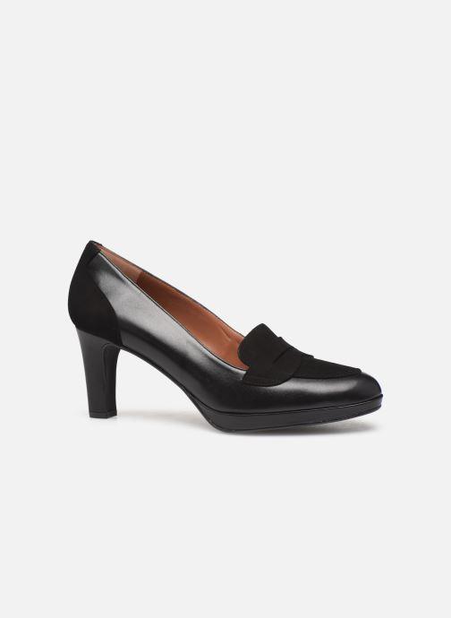 Zapatos de tacón Georgia Rose Eufia Negro vistra trasera