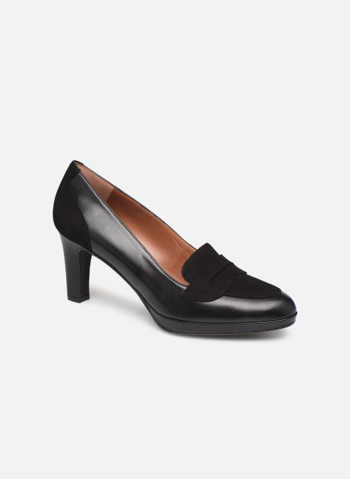 Zapatos de tacón Georgia Rose Eufia Negro vista de detalle / par