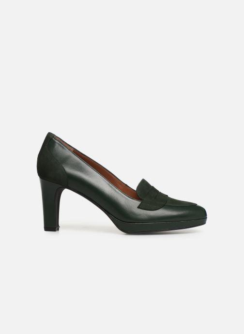 Zapatos de tacón Georgia Rose Eufia Verde vistra trasera