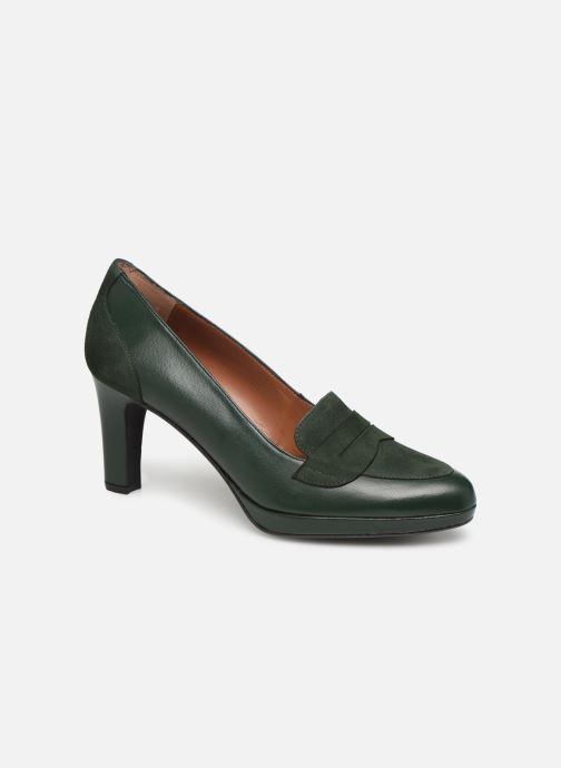 Zapatos de tacón Georgia Rose Eufia Verde vista de detalle / par