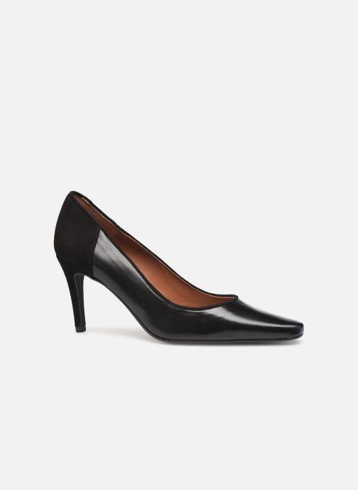 Zapatos de tacón Georgia Rose Esquisa Negro vistra trasera