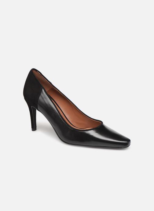 Zapatos de tacón Georgia Rose Esquisa Negro vista de detalle / par