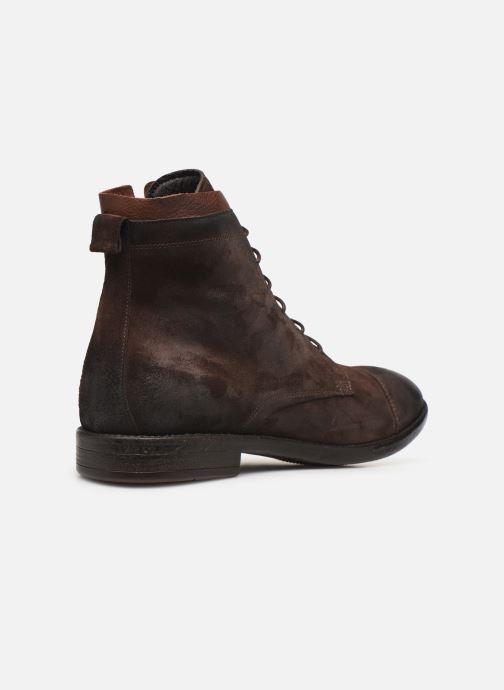 Boots en enkellaarsjes Mr SARENZA Noxal Bruin voorkant