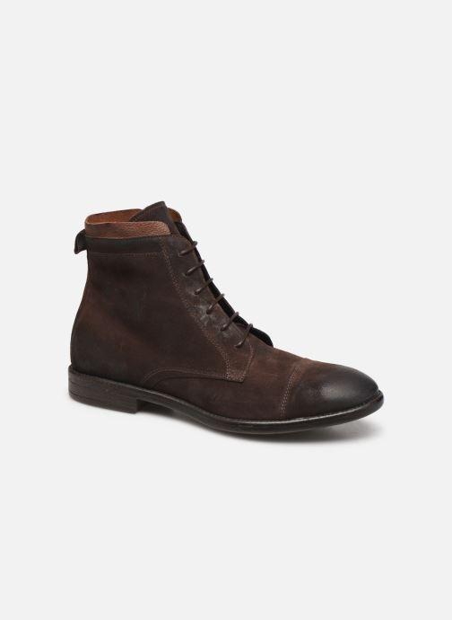 Bottines et boots Mr SARENZA Noxal Marron vue droite