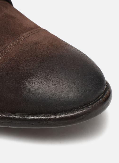 Boots en enkellaarsjes Mr SARENZA Noxal Bruin links