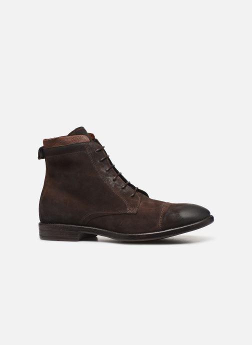 Boots en enkellaarsjes Mr SARENZA Noxal Bruin detail