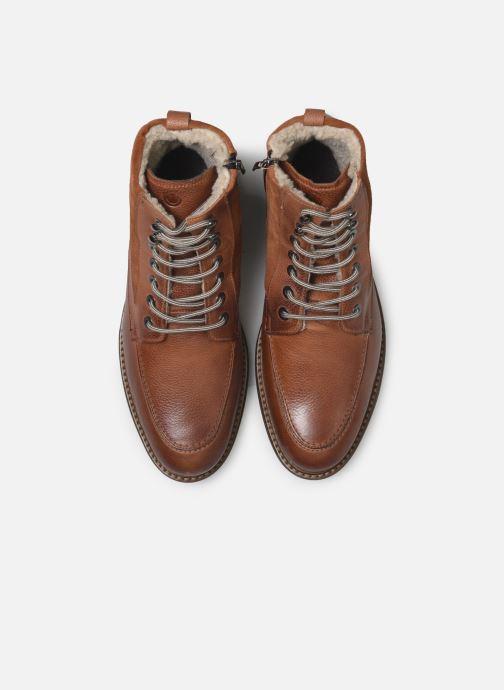 Bottines et boots Mr SARENZA Nastie Marron vue portées chaussures