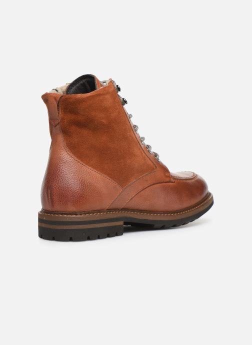 Bottines et boots Mr SARENZA Nastie Marron vue face