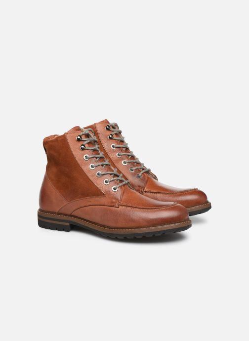 Bottines et boots Mr SARENZA Nastie Marron vue derrière