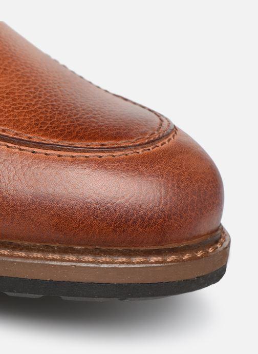 Bottines et boots Mr SARENZA Nastie Marron vue gauche