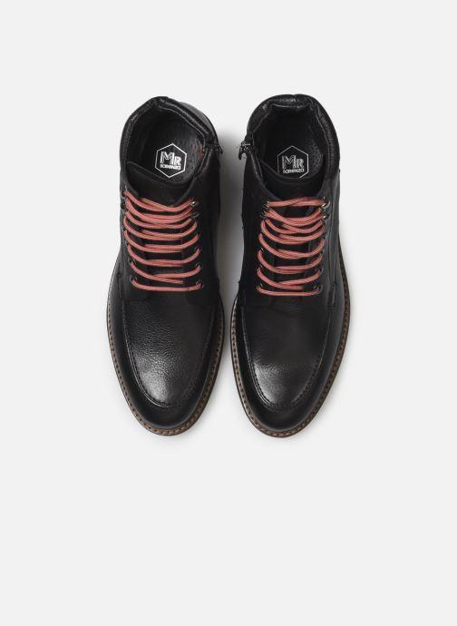 Bottines et boots Mr SARENZA Nando Noir vue portées chaussures